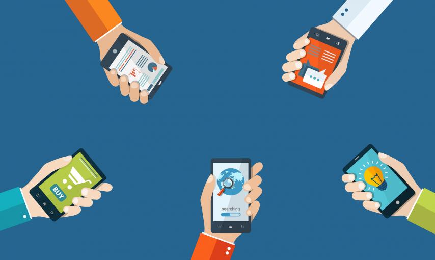 Mobile Ordering application for customer retention