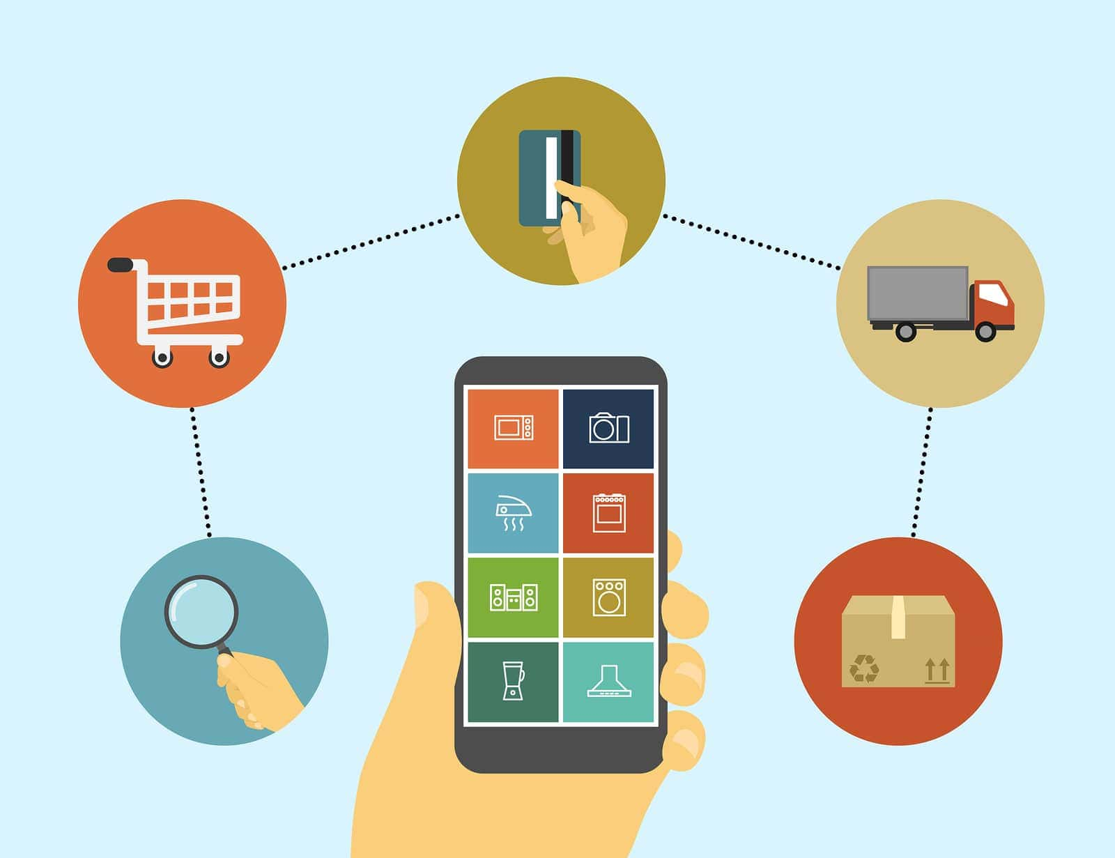 Retain and engage customers with mobile app